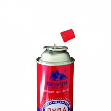 227g 300ml Camping Gas Cassette Butane Gas Cylinder and disposable butane gas made in china