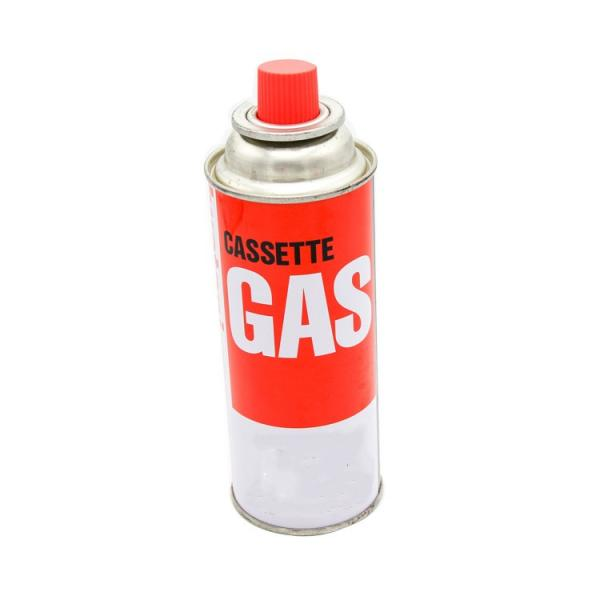 Safety Flame Control 227g Round Shape Portable butane gas cartridge and butane gas canister